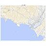 473111 串間 (くしま Kushima), 地形図
