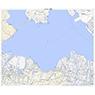 533311 揖屋 (いや Iya), 地形図