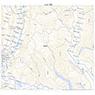 644451 阿寒 (あかん Akan), 地形図