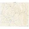 564016 古道 (ふるみち Furumichi), 地形図