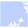 654610 色丹島 (しこたんとう Shikotantou), 地形図
