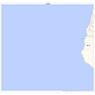 664656 安渡移矢岬 (あといやみさき Atoiyamisaki), 地形図