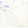 674767 紗那 (しゃな Syana), 地形図