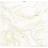 684815  蘂取 (しべとり Shibetori), 地形図