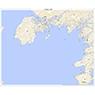 513451 土庄 (とのしょう Tonosho), 地形図