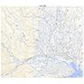594047 雫石 (しずくいし Shizukuishi), 地形図