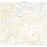 654343 大和 (やまと Yamato), 地形図