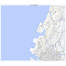 583936 酒田北部 (さかたほくぶ Sakatahokubu), 地形図