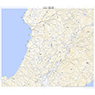 563862 羽茂本郷 (はもちほんごう Hamochihongo), 地形図