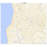 614066 源藤城 (げんどうしろ Gendoshiro), 地形図