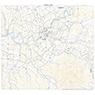 644015 ニセコ (にせこ Niseko), 地形図