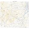 644025 ニセコアンヌプリ (にせこあんぬぷり Nisekoannupuri), 地形図