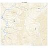 644222 胆振福山 (いぶりふくやま Iburifukuyama), 地形図