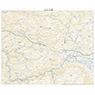 493170 天ヶ瀬 (あまがせ Amagase), 地形図