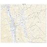554033 塙 (はなわ Hanawa), 地形図