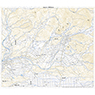 584022 羽前金山 (うぜんかねやま Uzenkaneyama), 地形図