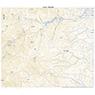 584067 夏油温泉 (げとうおんせん Getoonsen), 地形図