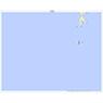 472872 女島 (めしま Meshima), 地形図