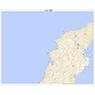 472945 青瀬 (あおせ Aose), 地形図