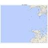503542 紀伊白浜 (きいしらはま Kiishirahama), 地形図