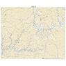 503563 西 (にし Nishi), 地形図