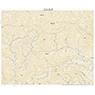 503565 発心門 (ほっしんもん Hosshimmon), 地形図