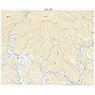 503566 伏拝 (ふしおがみ Fushiogami), 地形図