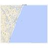 503650 阿田和 (あたわ Atawa), 地形図