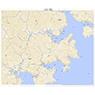 503671 賀田 (かた Kata), 地形図