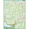 Bucks Creek loop trail map