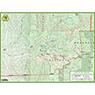 Mount Linn trail map