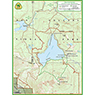 Mount Harkness trail map