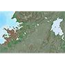 Ískort 2018 - 1:25.000 - Höfuðborgarsvæðið