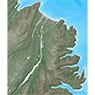 Ískort 2018 - 1:50.000 - Egilsstaðir