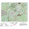 Arizona GMU 11M Hunting Map