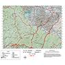 Arizona GMU 5A Hunting Map