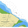 BAÍA DE TODOS OS SANTOS PORTO DE SÃO ROQUE E PROXIMIDADES (Mapa de Inserção) (PL1108)