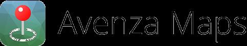 Avenza Maps Logotype